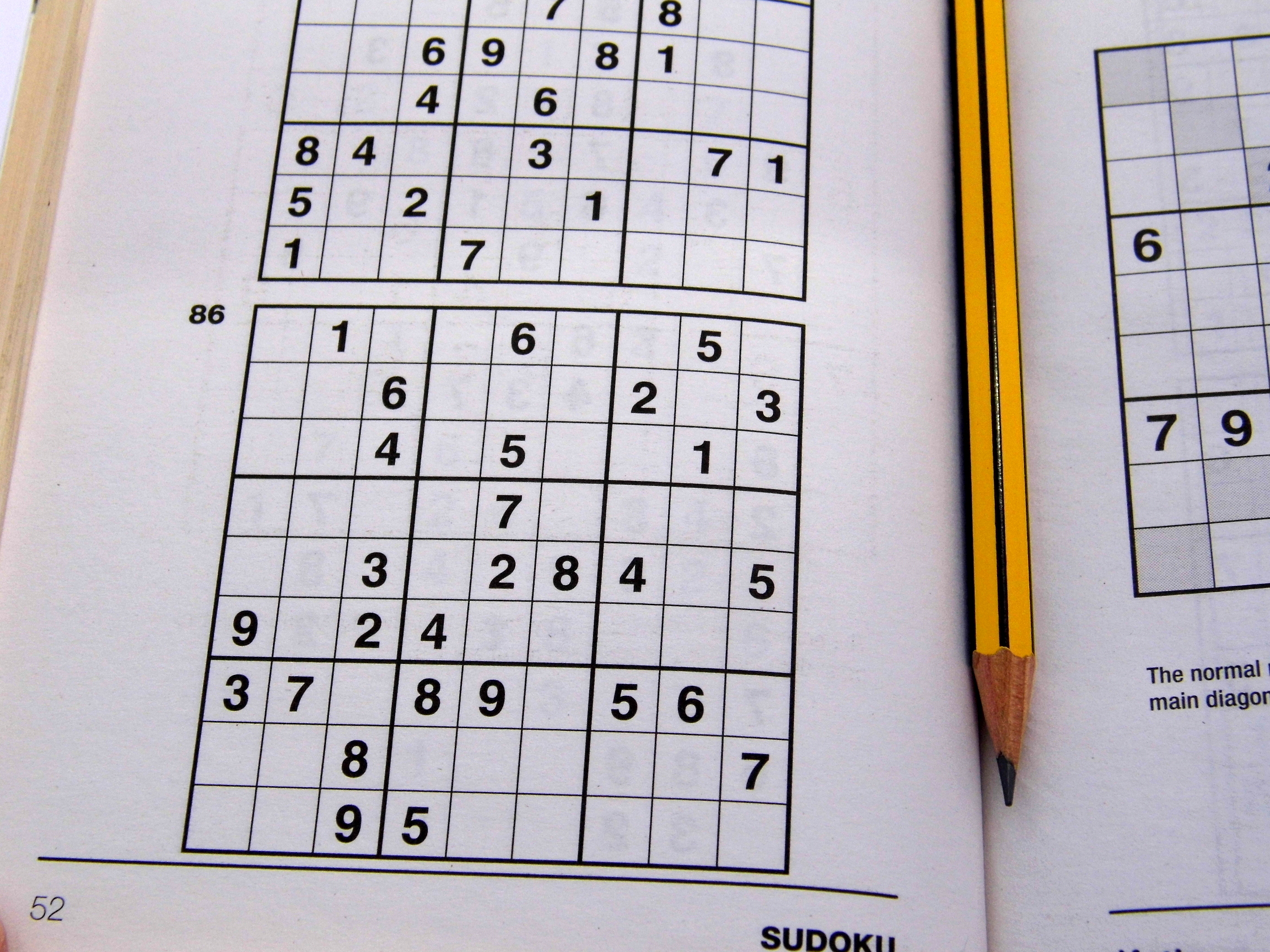 photo about Sudoku Printable Medium named Medium Printable Sudoku Puzzles 6 For every Web site Guide 1 Free of charge