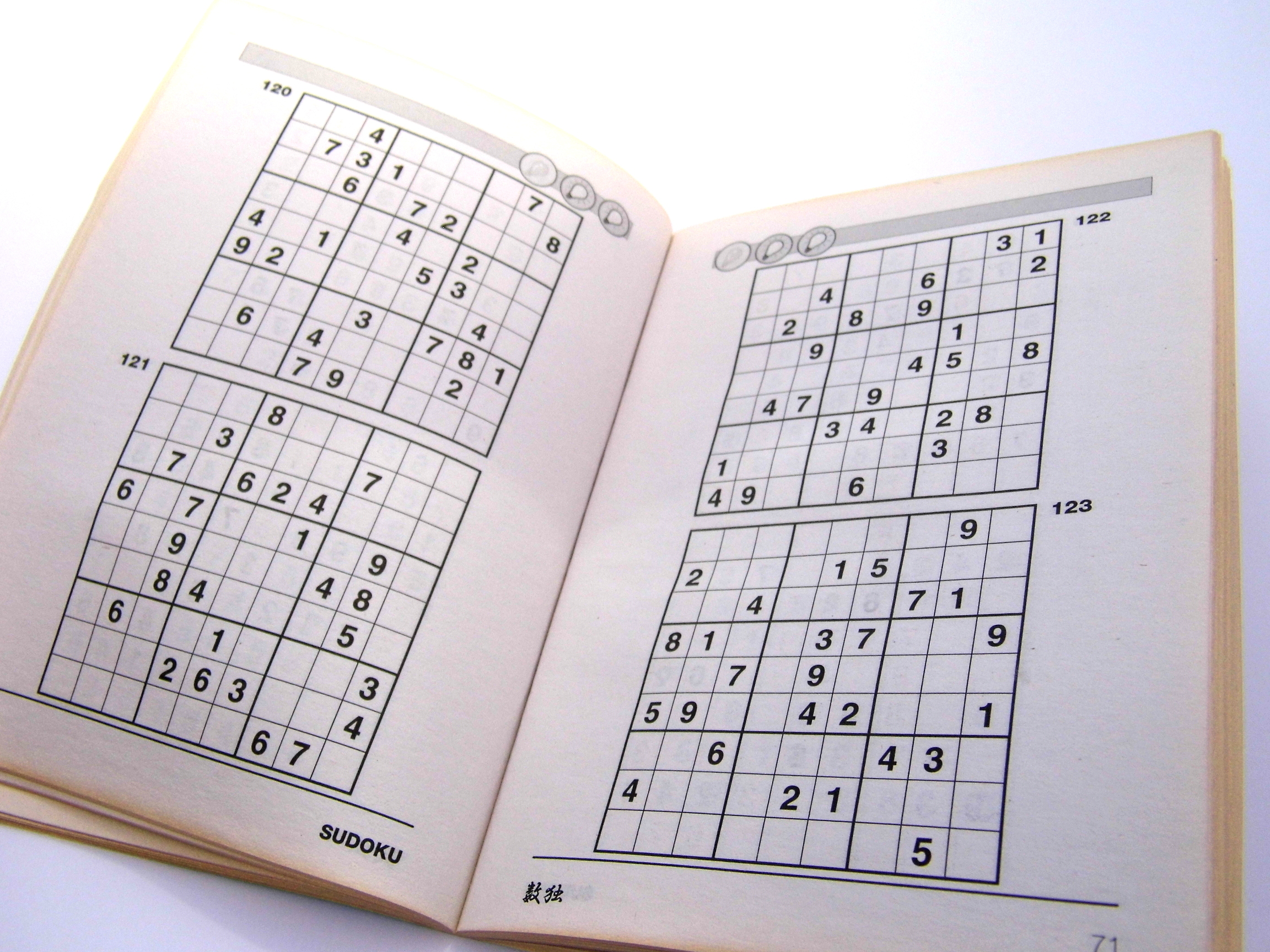 picture about Beginner Sudoku Printable identify Rookie Printable Sudoku Puzzles 6 For each Webpage Guide 2 Free of charge