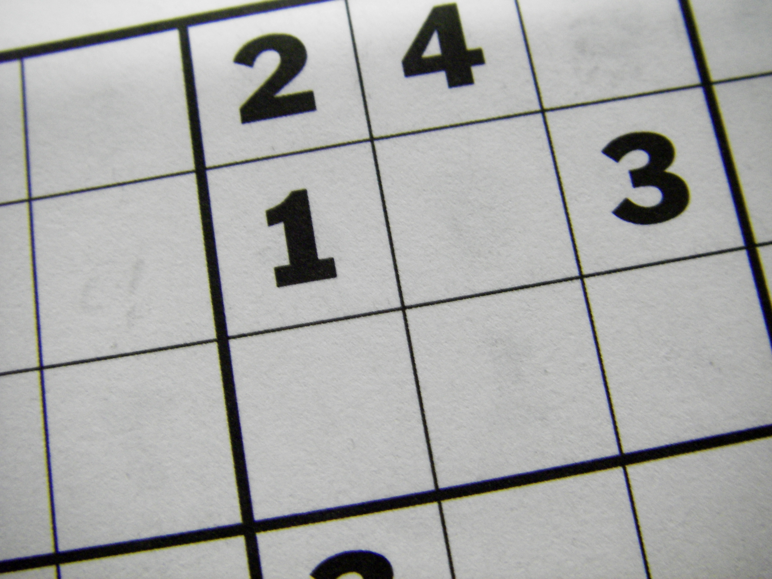 image about Printable Sudoku 4 Per Page called Demanding Printable Sudoku Puzzles 6 For every Site E-book 4 No cost