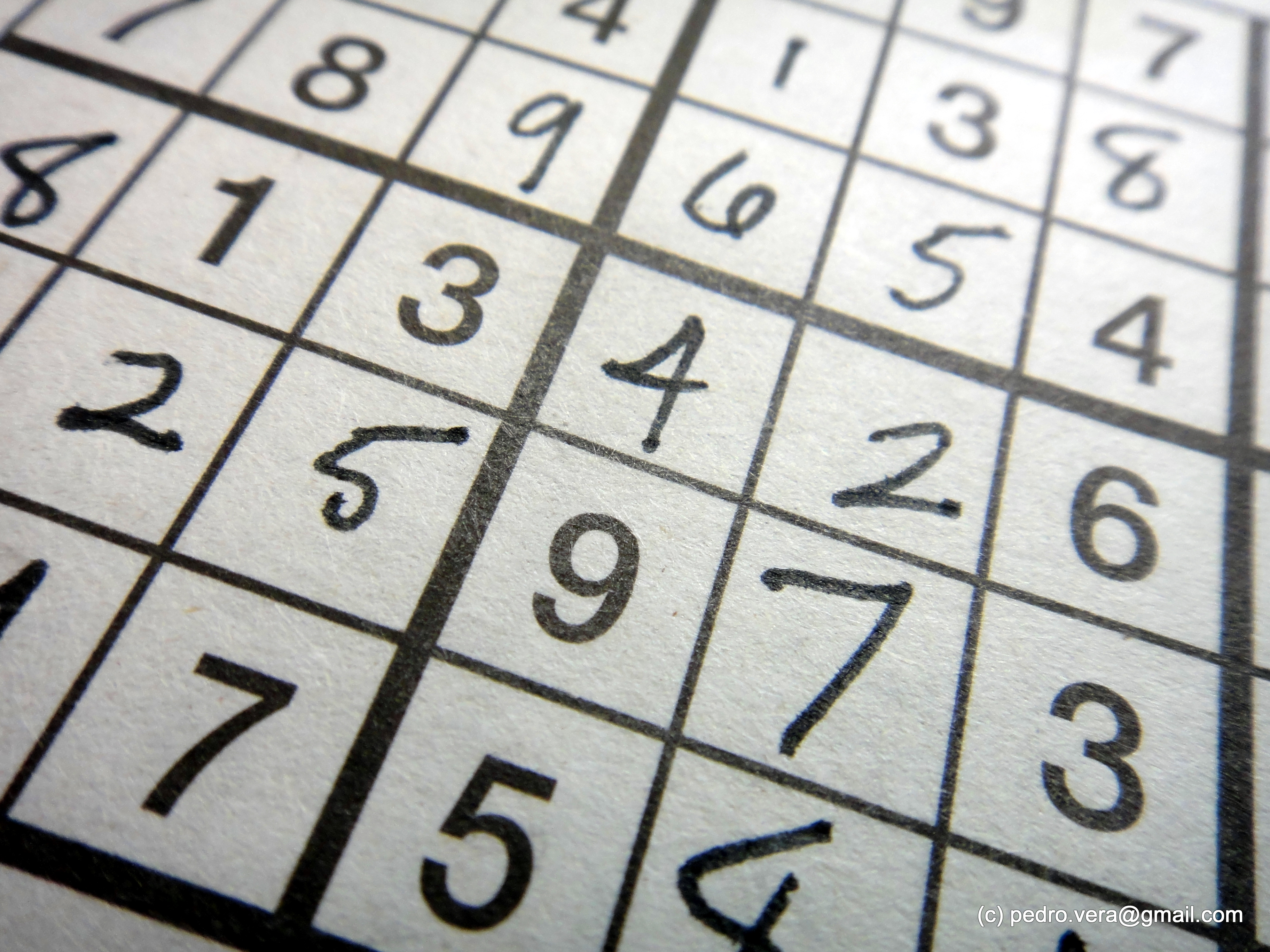 image regarding Printable Sudoku Puzzles 6 Per Page identified as Newbie Printable Sudoku Puzzles 6 For every Site Guide 1 Free of charge