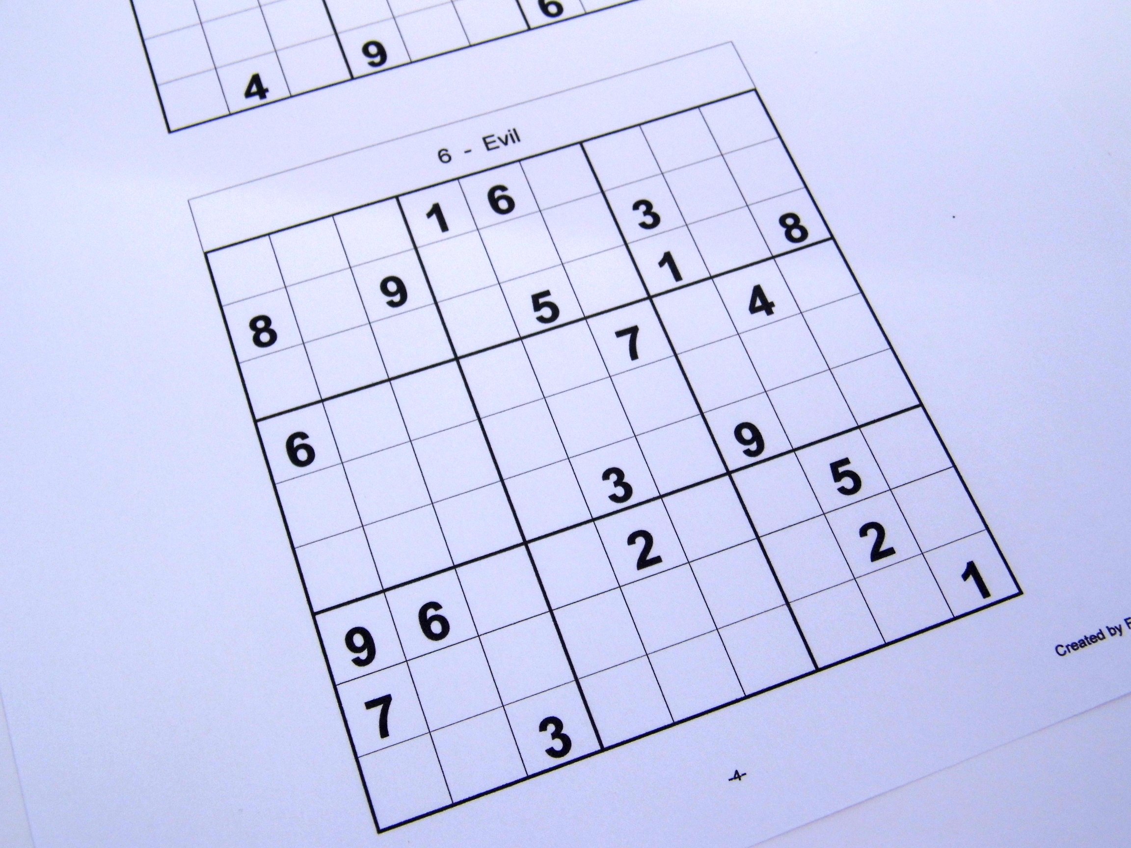 image regarding Sudoku Printable Medium identify Archive Puzzles 24 Medium Sudoku Puzzles Guides 11 towards 20