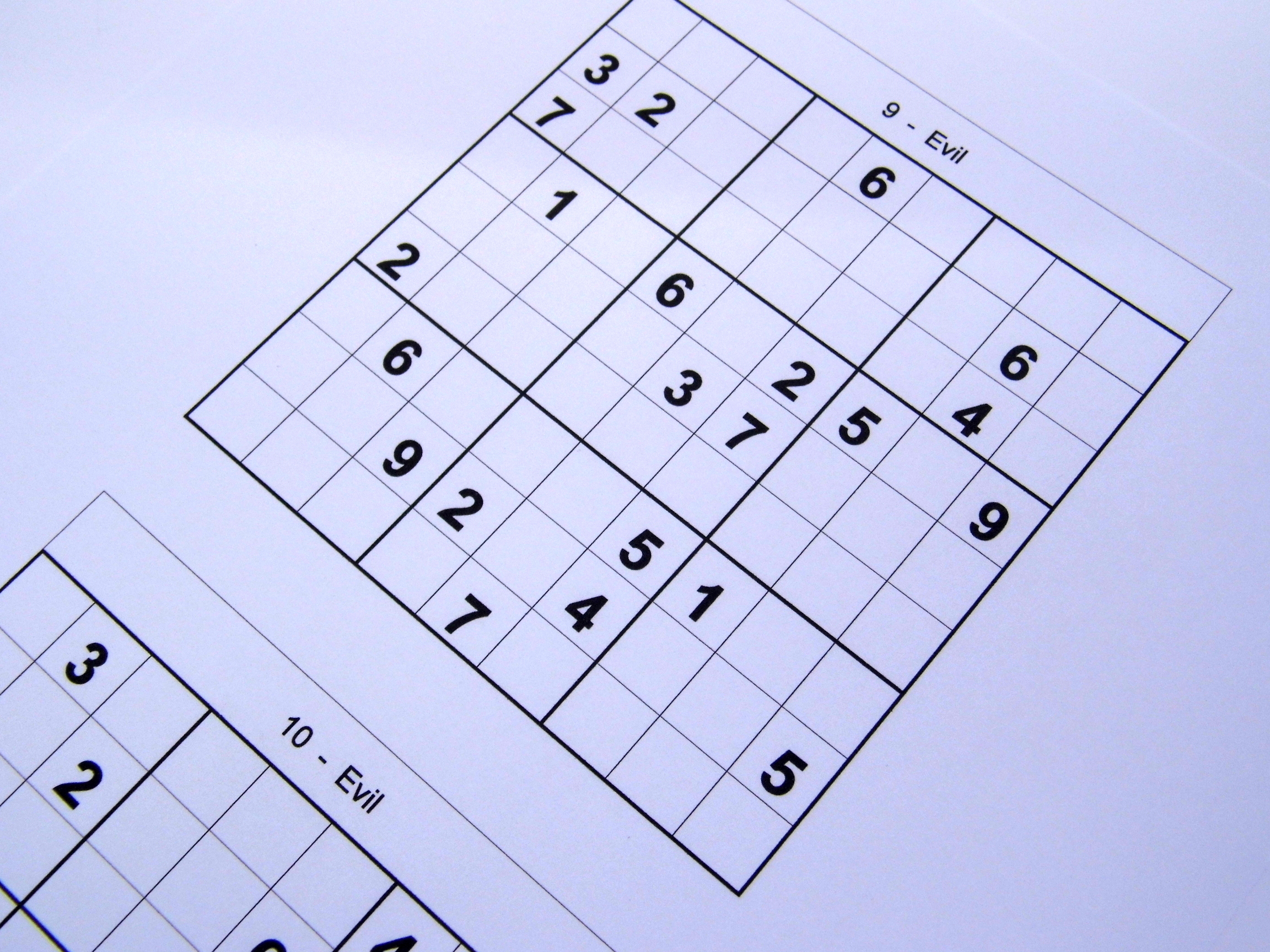 Archive Easy Puzzles Free Sudoku Puzzles