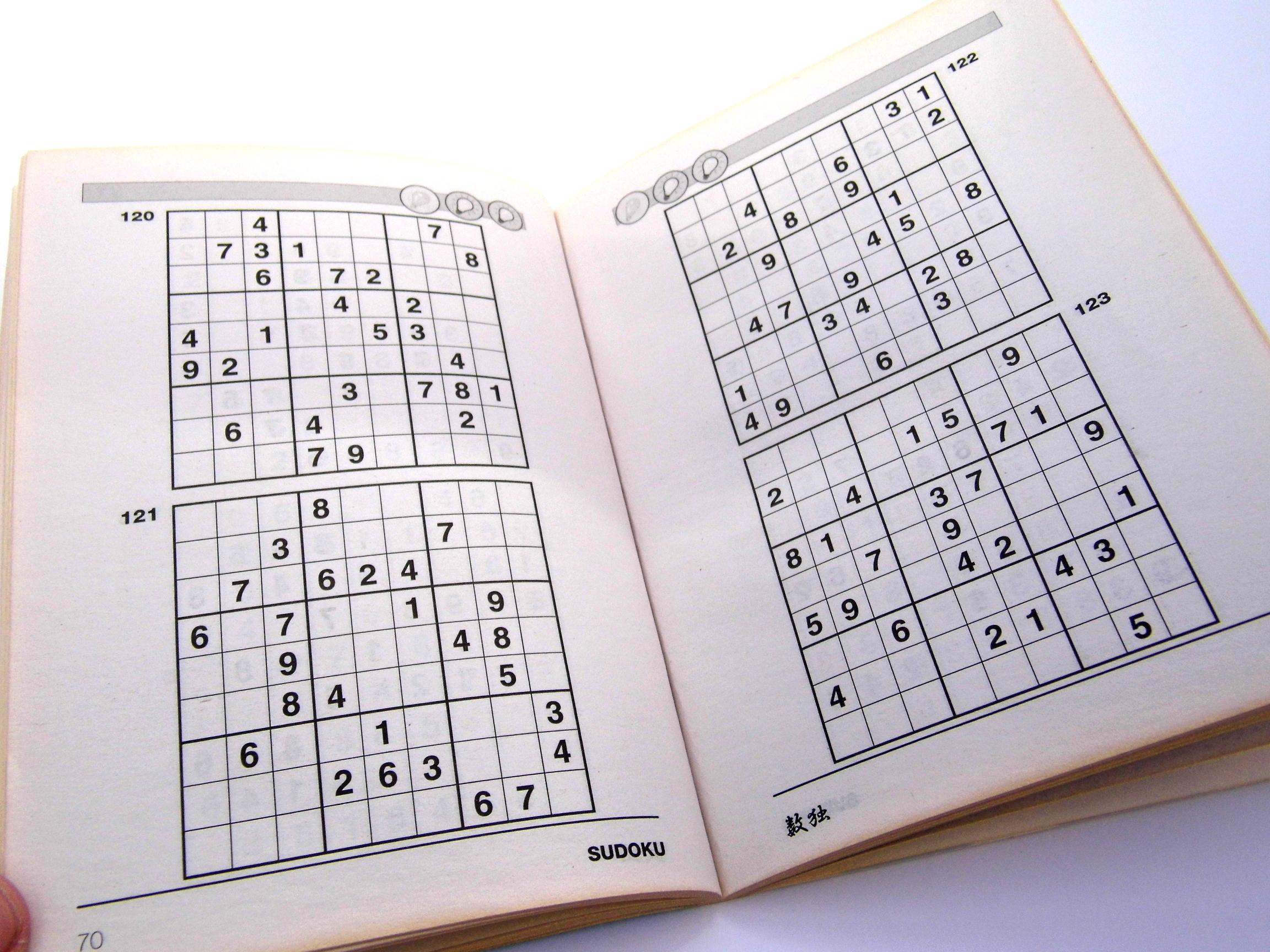 photograph relating to Printable Sudoku Puzzles 6 Per Page named Medium Printable Sudoku Puzzles 2 For each Web site E-book 1 Totally free